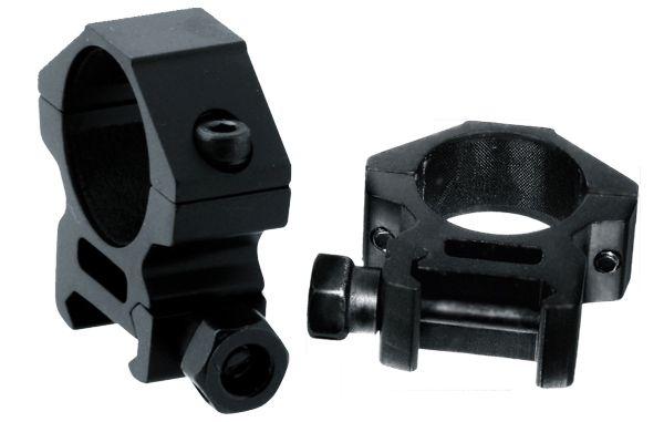 UTG Ø25,4mm Montageringe, BH 10mm, RB 16mm