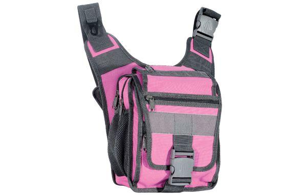 UTG 24/7 Scout Messenger Multifunktionstasche, Live Pink