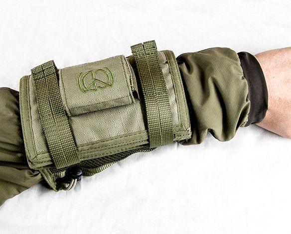 MCD Armbüro mit Tasche für Garmin Foretrex
