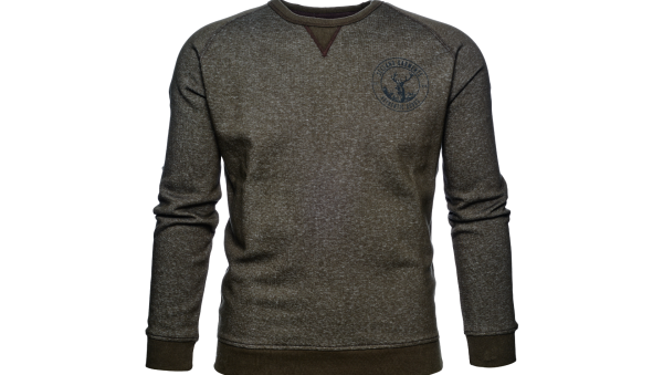 Seeland Helt Sweatshirt (Grizzly Brown)