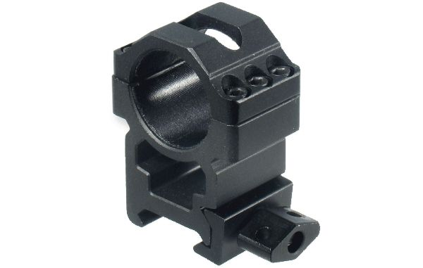 UTG Ø25,4mm Schnellspannmontageringe BH 20mm, B 25mm