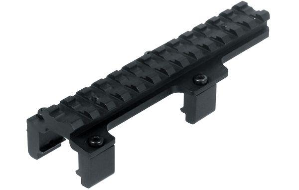 UTG niedrige MP5 / G3 Picatinny Klemm-Montage