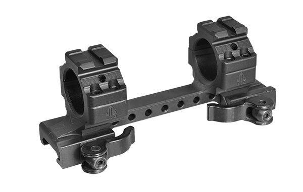 UTG Schnellspannmontage 25,4mm Integralschienenlänge 130mm