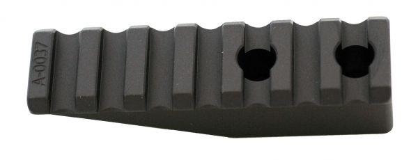 Spuhr 20x75 mm Picatinny Schiene