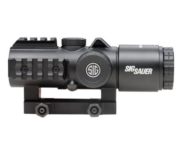 Sig Sauer Bravo3 Battle Sight 3x24mm 5,56-7,62 Horseshoe Leuchtabsehen