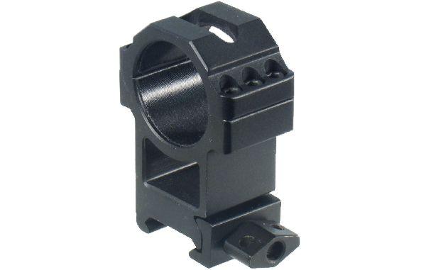 UTG Ø30mm Schnellspannmontageringe BH 22mm, B 25mm