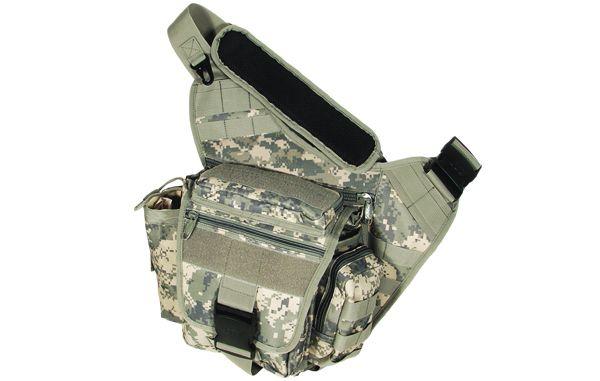 UTG Tactical Messenger Bag, Army Digital