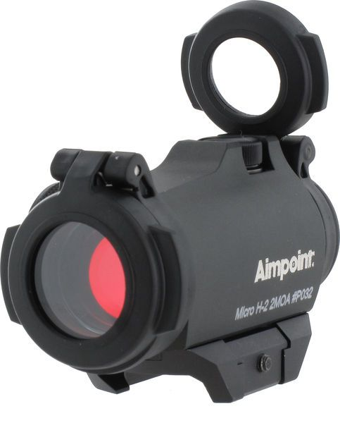 Aimpoint Micro H-2 2 MOA mit Weaver Montage