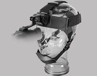 Pulsar Nachtsichtgeräte Kopfhalterung