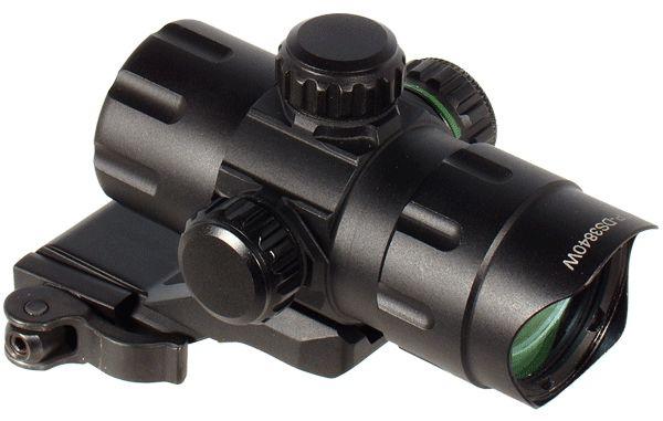 UTG Leuchtpunktvisier 1x38mm rot/grün Absehen
