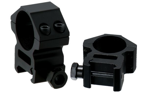 UTG Ø25,4mm Montageringe, BH 14mm, RB 21mm