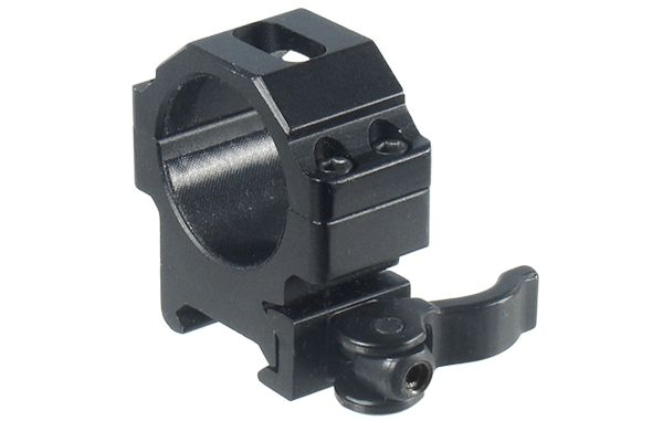 UTG Ø30mm Schnellspannmontageringe, BH 10mm, RB 22mm