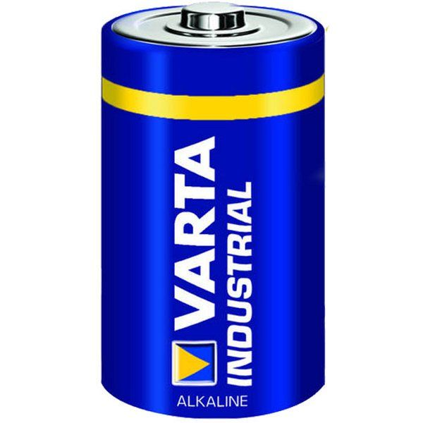 1x Varta Industrial Baby C Batterien