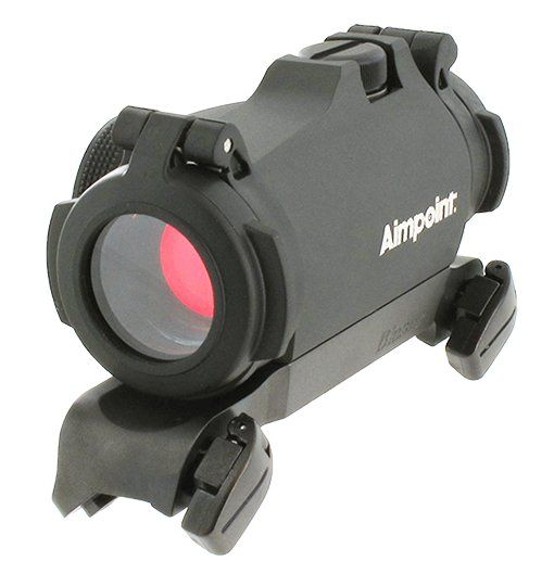 Aimpoint Micro H-2 2 MOA mit Blaser Sattelmontage