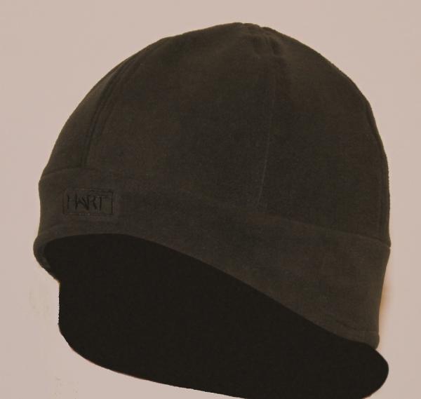 HART INLINER-C Fleecemütze (Grün)