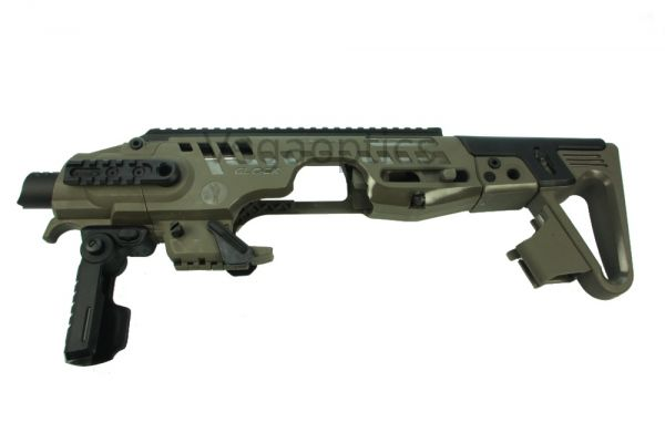 CAA Tactical Roni G2-26 Glock, oliv