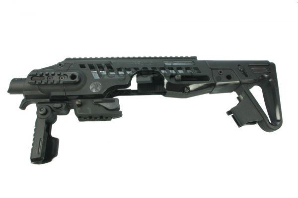 CAA Tactical Roni G2-9 Glock, schwarz