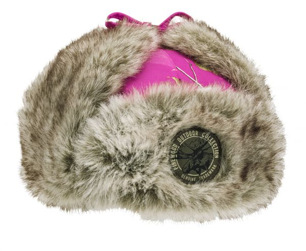 Pinewood Murmansk Camou Winterkappe