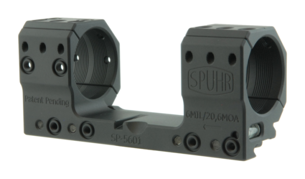 Spuhr Ø35 H30mm 20,6MOA Blockmontage
