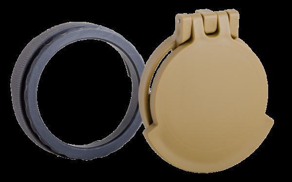 Tenebraex OKularschutzkappe für S&B 1-8x24 Short Dot RAL8000