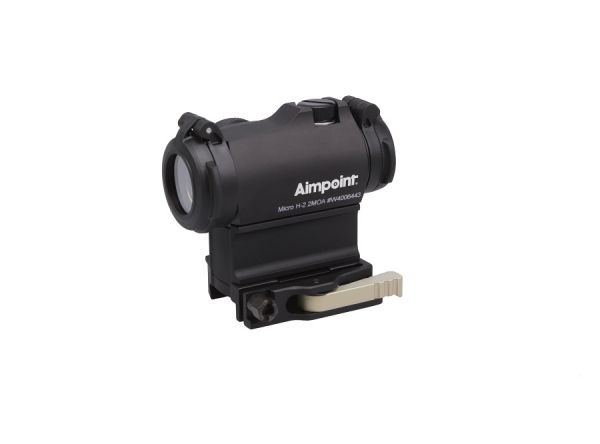 Aimpoint Micro H-2 2 MOA mit LRP Montage