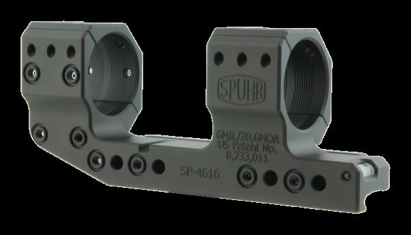 Spuhr Ø34 H38mm 20,6MOA Cantilever / versetzte Blockmontage