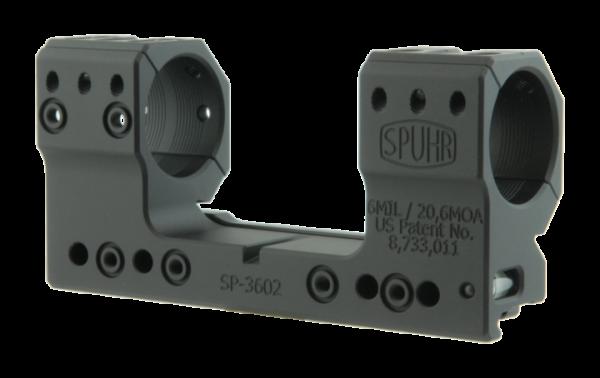 Spuhr Ø30 H38mm 20,6MOA Blockmontage