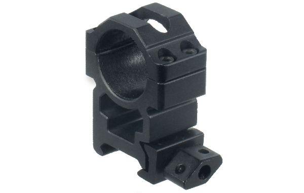 UTG Ø25,4mm Schnellspannmontageringe BH 20mm, B 22mm