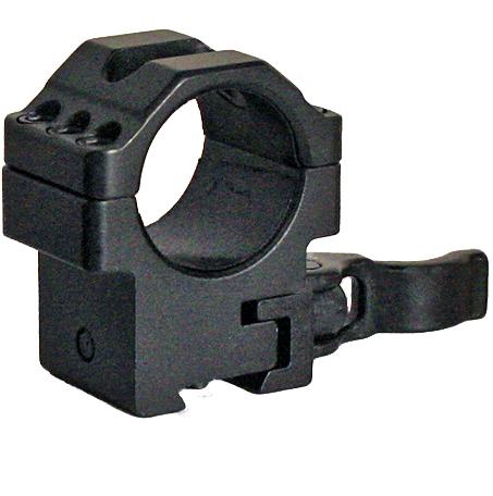 UTG Ø25,4mm Luftgewehr Schnellspannmontageringe, BH 15mm