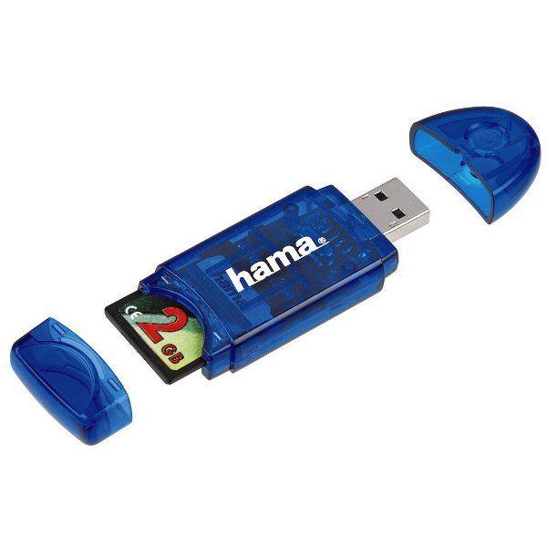 USB Multi Kartenleser 6 in 1