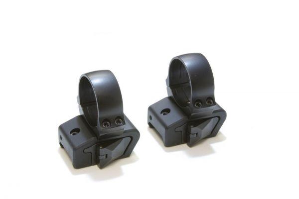 Innomount zweiteilige Schnellspannmontage Weaver / Picatinny 30mm Ring