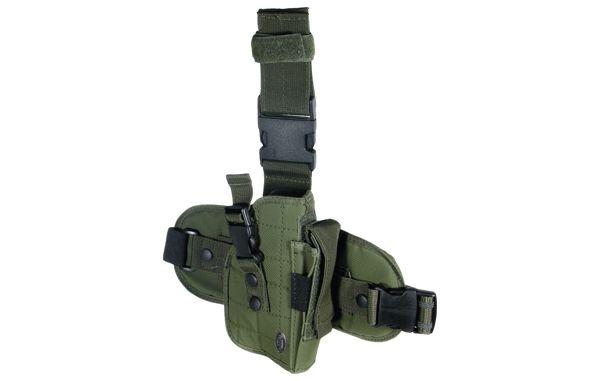 UTG Special Ops Taktisches Beinholster-grün