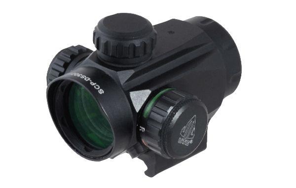 UTG Leuchtpunktvisier 1x 34mm rot/grün Absehen