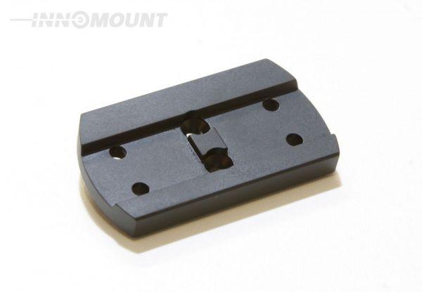 Innomount Taktik Adapter mit Universalschnittstelle Aimpoint Micro