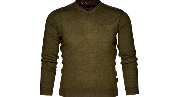 Seeland Compton Pullover (Pine green)