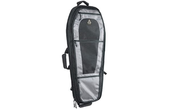"UTG Alpha Battle Carrier Sling Pack 34"" Multi-Waffentasche, schwarz/grau"
