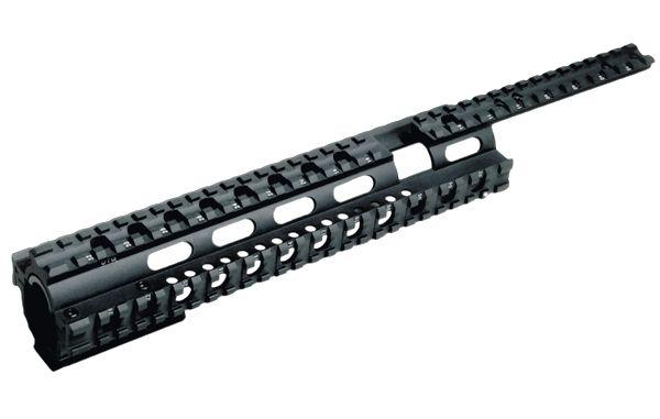 UTG Commando Tactical Quad Rail Ruger 10/22