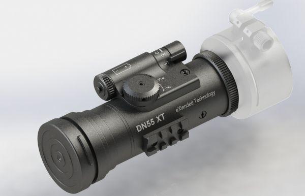 Dipol DN55 XT Vorsatzgerät grün