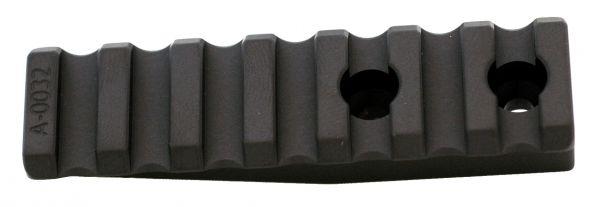 Spuhr 14x75 mm Picatinny Schiene