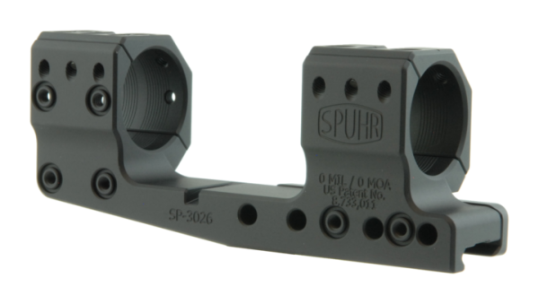 Spuhr Ø30 H32mm Cantilever / versetzte Blockmontage